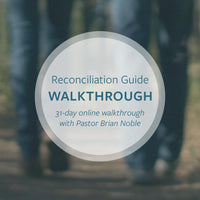 Reconciliation Guide: Walkthrough (Online Course)