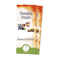 Peacemaking Principles Brochure (10-Pack)