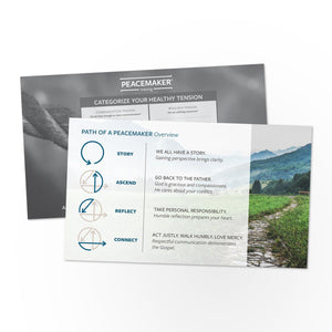 Healthy Tension Card (Pack of 5)