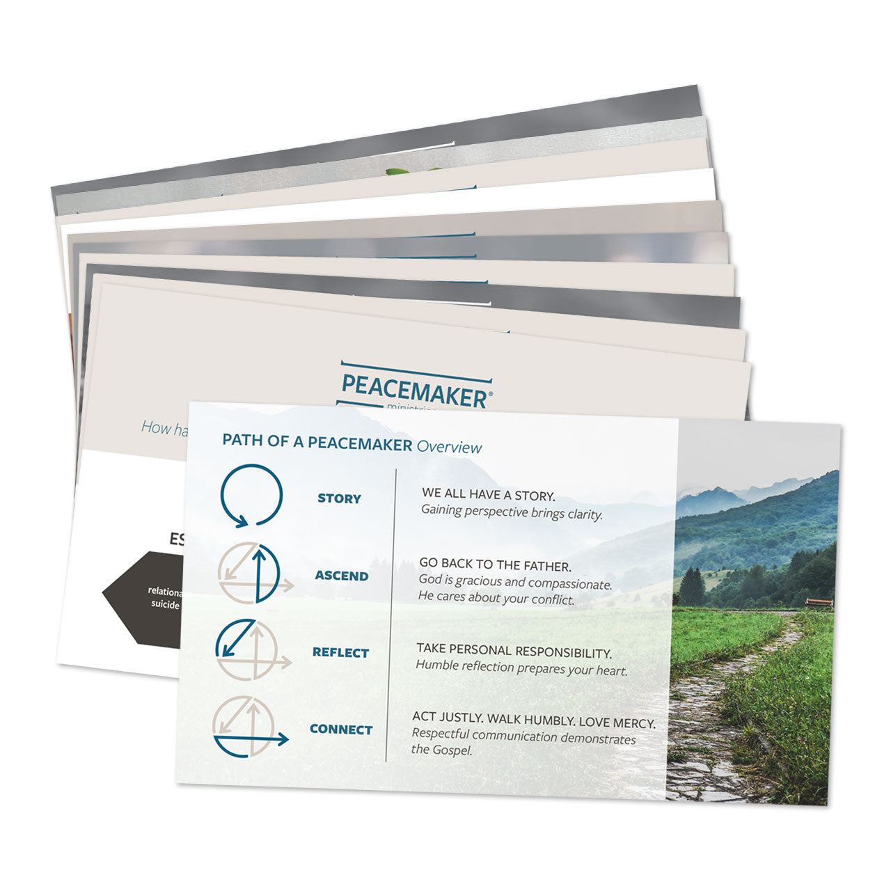 Multi-Pack Tool Cards (Pack of 10)