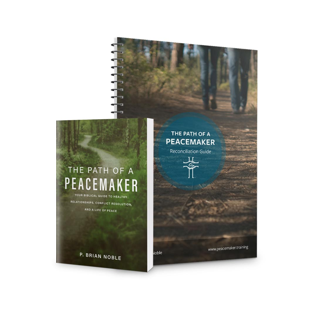 The Reconciliation Bundle: Learn Peacemaking and Walk It Out