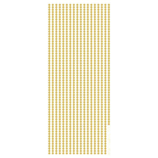 Dotty Borders  Gold