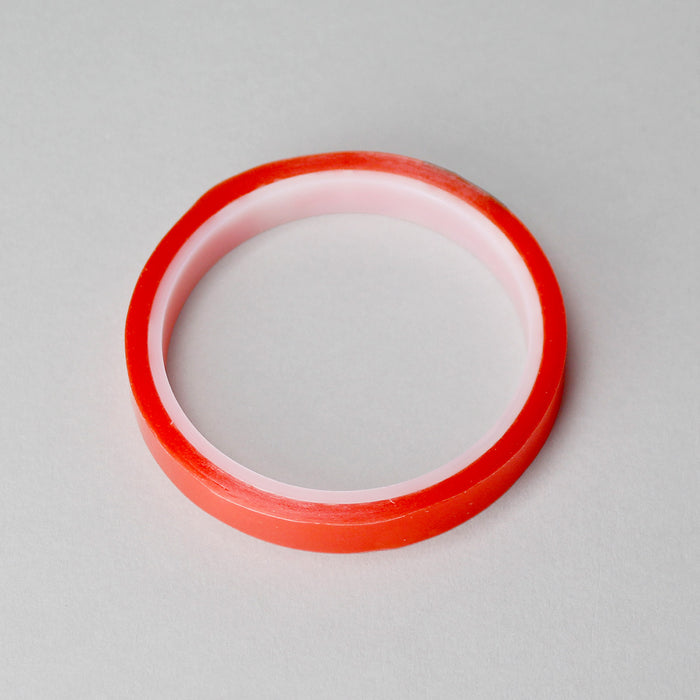 12mm X 5mtr Red Liner Tacky Tape
