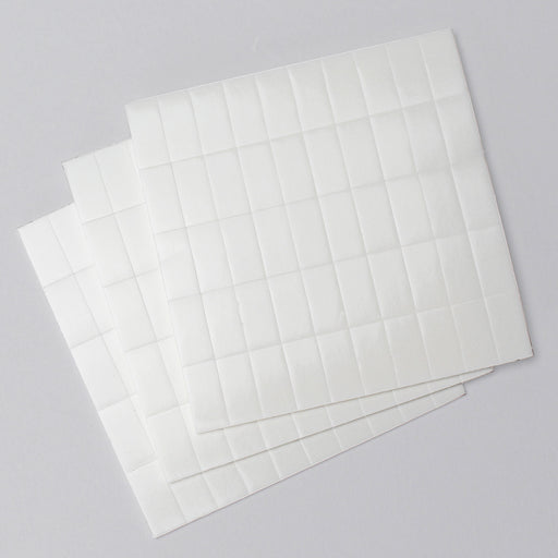 10x20mm Double Sided Adhesive Pads 2mm Pack of 3