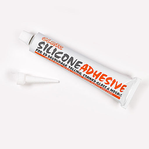 Silicone Adhesive 25ml (with applicator nozzle)