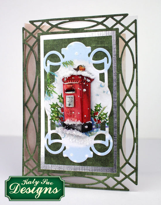 C - An idea using the Christmas Variety Collection product