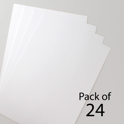 A4 Decoupage Paper - 130gsm - Slight Sheen (Pack of 24)