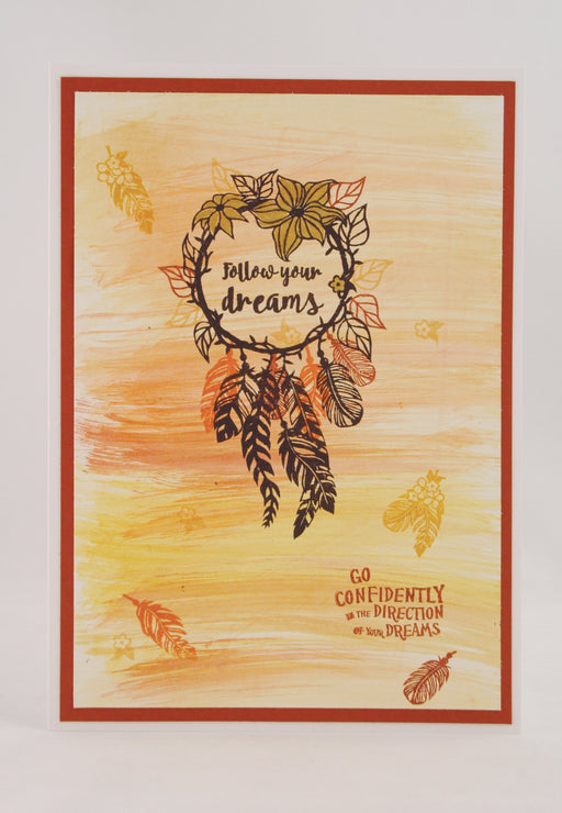 C - Dream Catcher Stamp Set