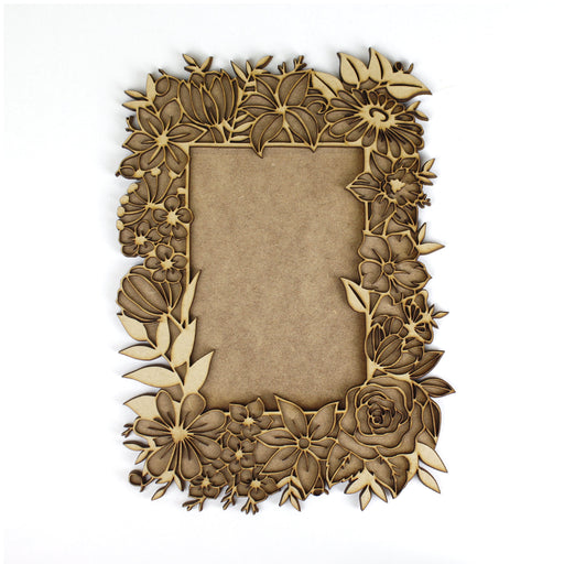 Frame Set Wooden MDF Layered