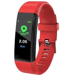 Urbandoks red Attmos Smart Watch