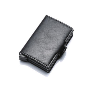 Urbandoks Wallet Black SafeVault RFID Protected Wallet