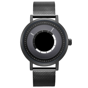 Urbandoks Watch Black Roteto Wristwatch