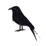 Crow Artificial Bird Toys Ravens Prop Fancy Party Decor Props Supplies Hot Sale