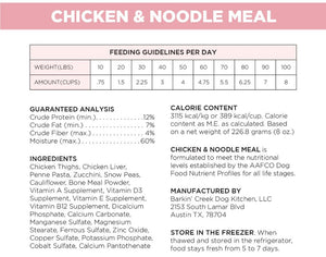 Chicken & Noodle Meal