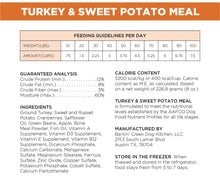Load image into Gallery viewer, Turkey & Sweet Potato Meal