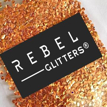 Rebel Glitter Flakes - 10g - ikigaicreations.ca