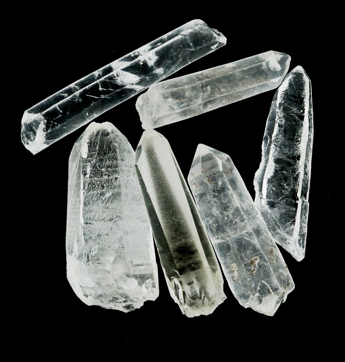Quartz Crystal Points - ikigaicreations.ca