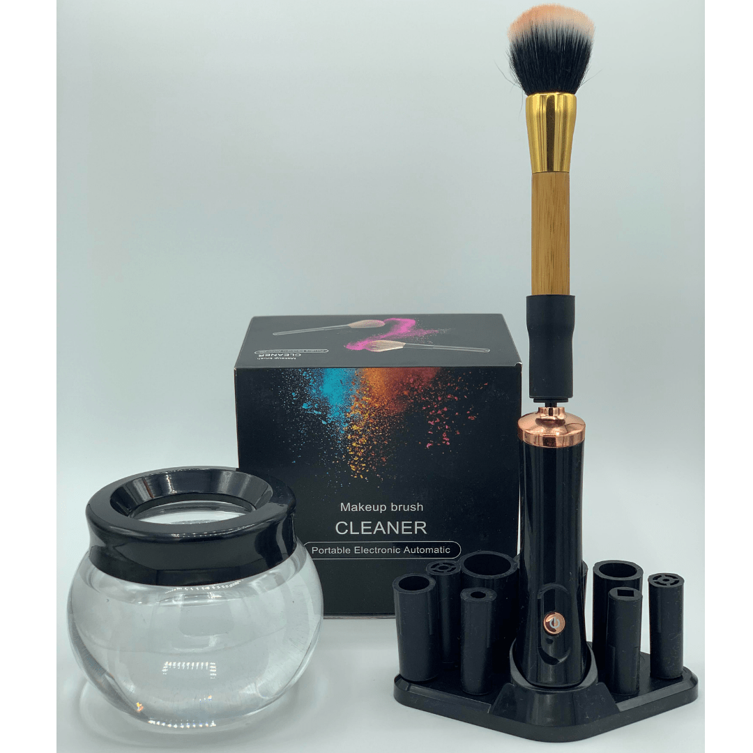 Jasmoora™ - Automatic Makeup Brush Cleaner