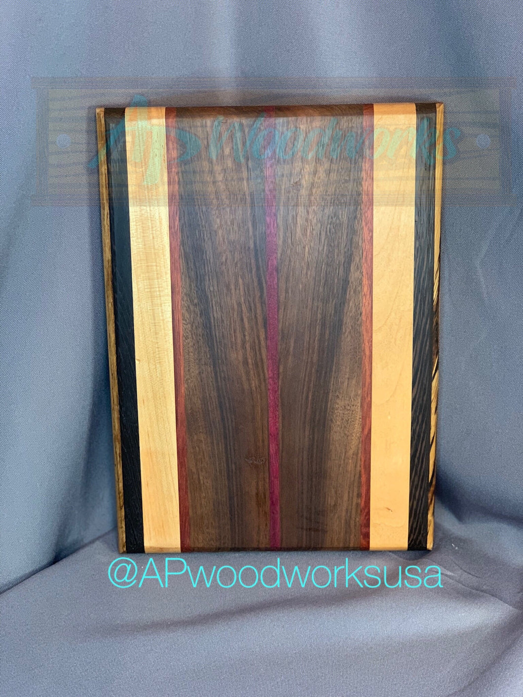 Exotic Wood Heaven Cutting Board