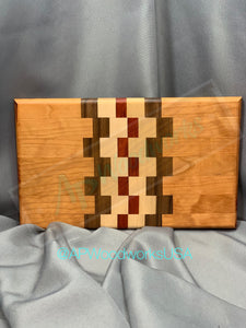 Offset Cutting Board