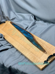 SOLD Extra Large Lake Serving Board