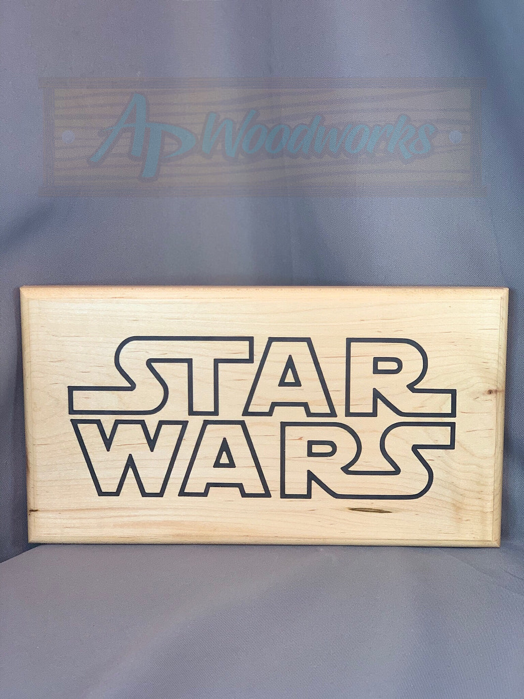 Star Wars Cutting Board