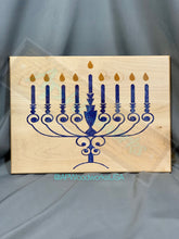 Load image into Gallery viewer, Menorah Board