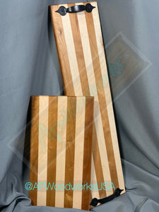 Cutting Board and Serving Board Set