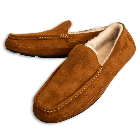 Pawj Men's Slippers - Chestnut