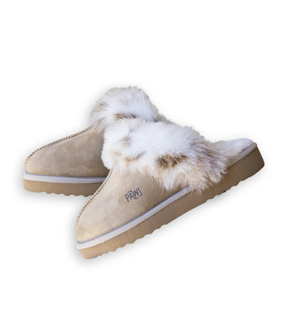 Pawj Slippers - Tan