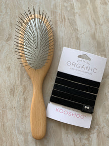 Wooden Hair Brushes