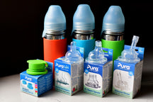 Bottle/Sippy Cup 0m+ - Insulated Stainless Steel