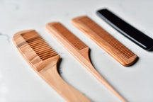 Wooden Hair Combs