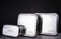Stainless Steel Rectangular Lunch Box