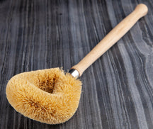 Cleaning Brush with Wooden Handle