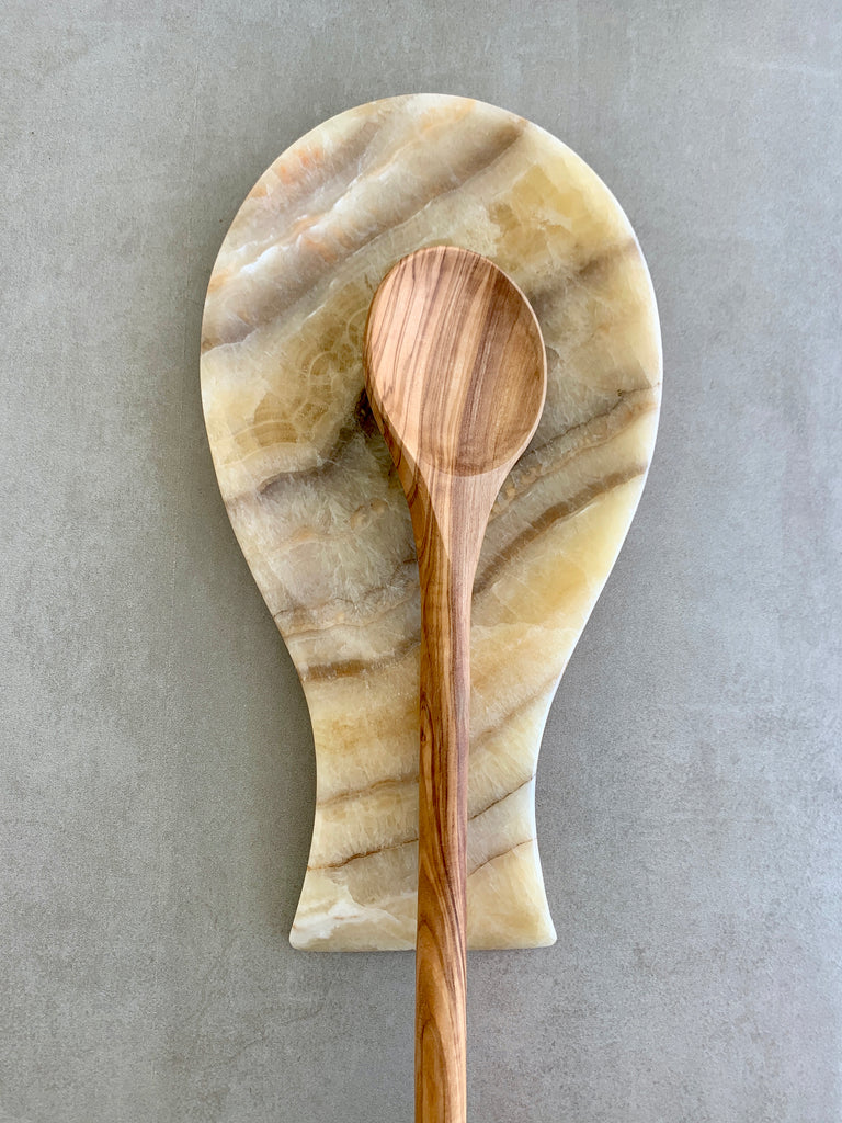 Onyx Utensil Rest