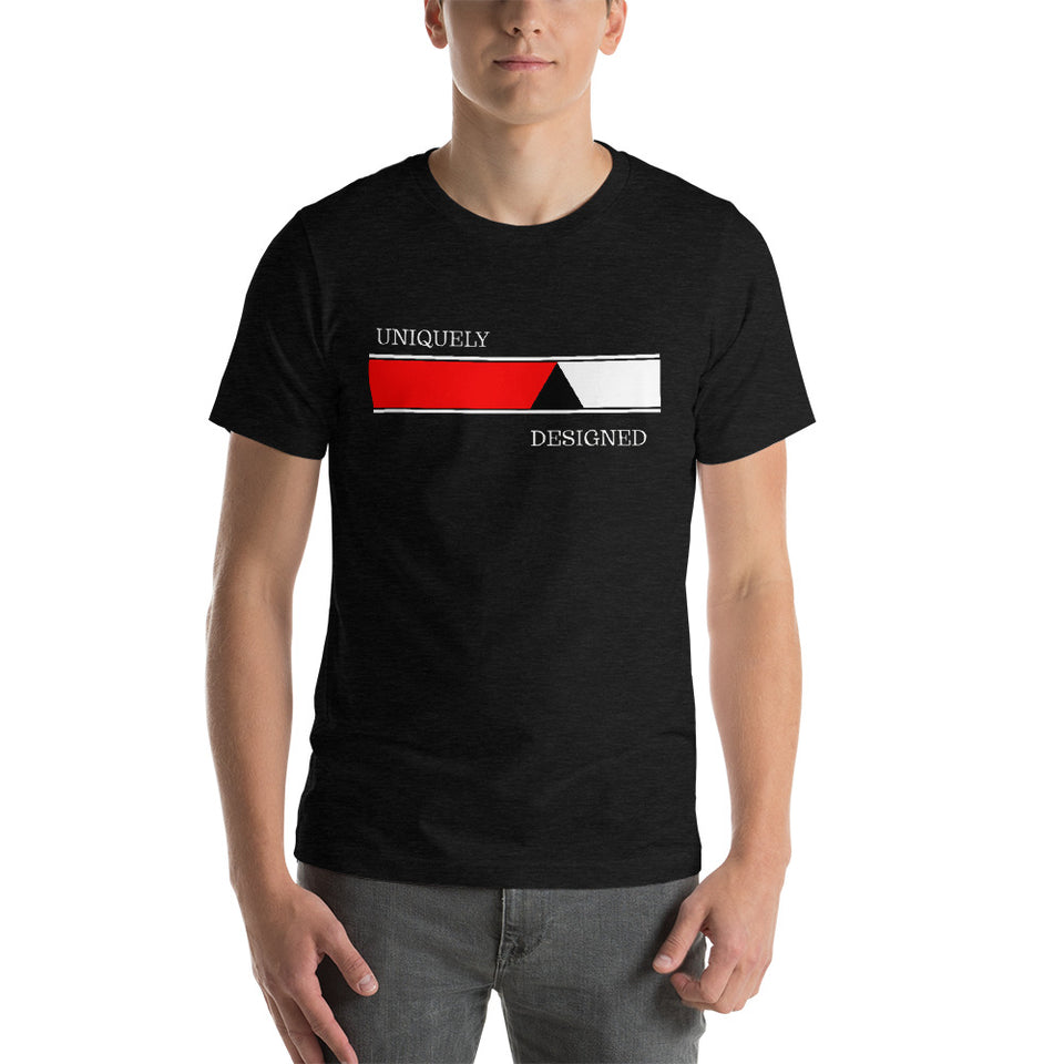 Uniquely Designed Unisex T-Shirt - Treat Yourself Express