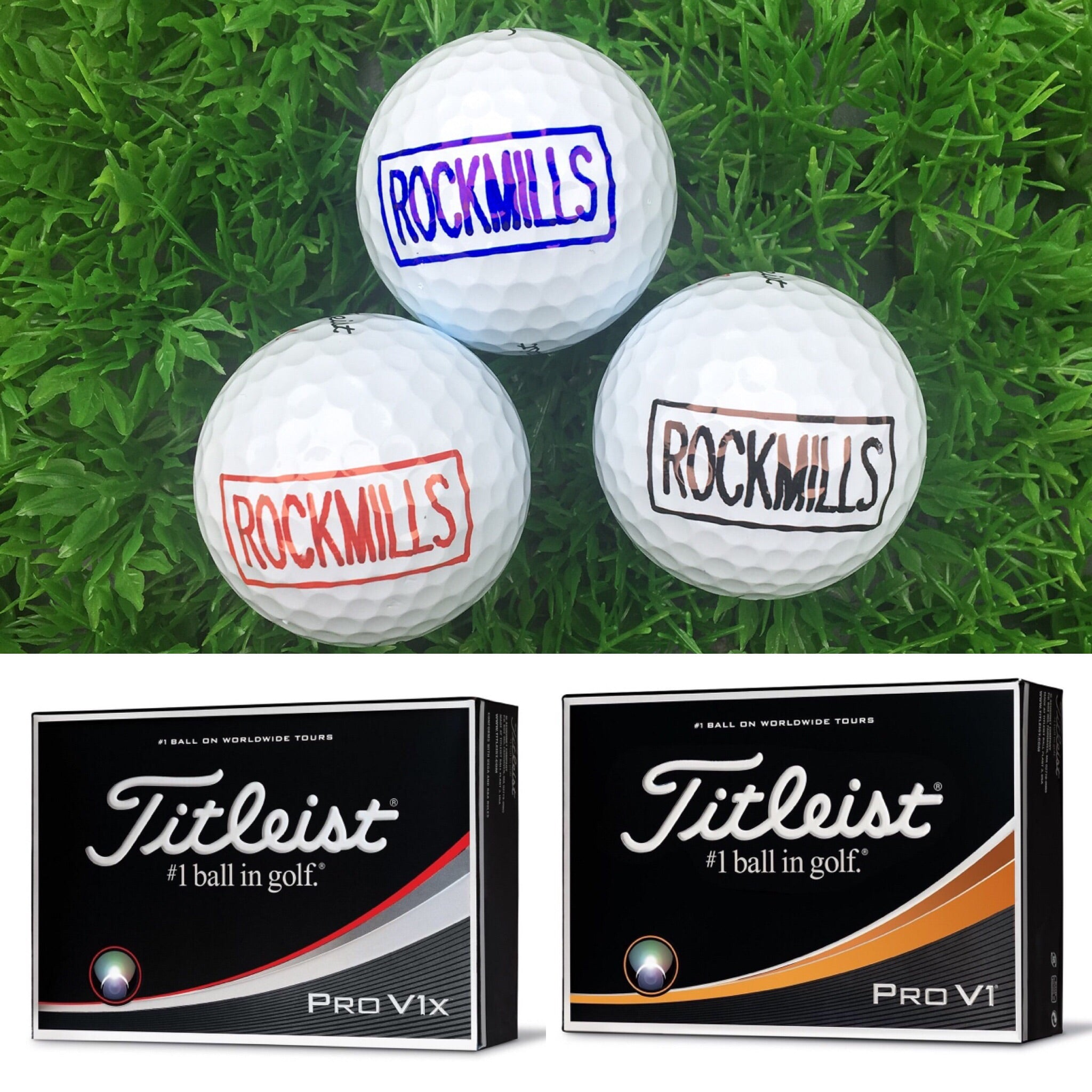 Previous Generation Titleist Prov1x (12 Pack)
