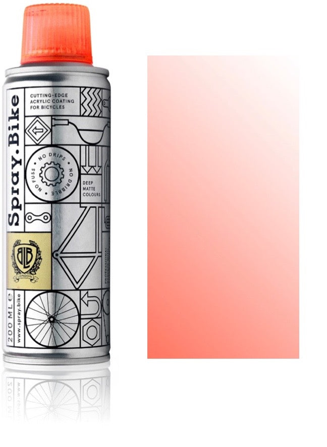 Fluro Sunset Pink Clear - 200ml