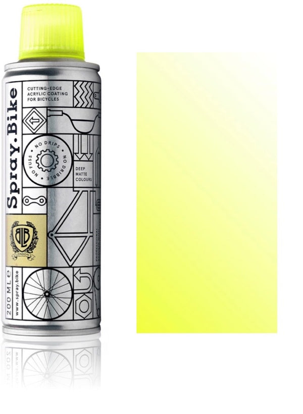 Fluro Yellow Clear - 200ml