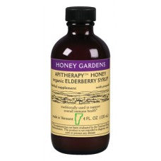 Honey Gardens Elderberry Syrup 4oz