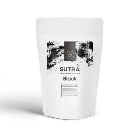 SUTRA Black | Bulk Cacao Superfood Latte | 62 Servings