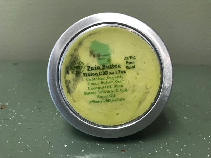 CBD Therapeutics of Wisconsin Salve 375mg