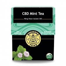 CBD Peppermint Tea - Buddha Teas