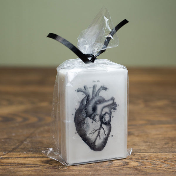 Image Soap Anatomical Heart - QTY: 15