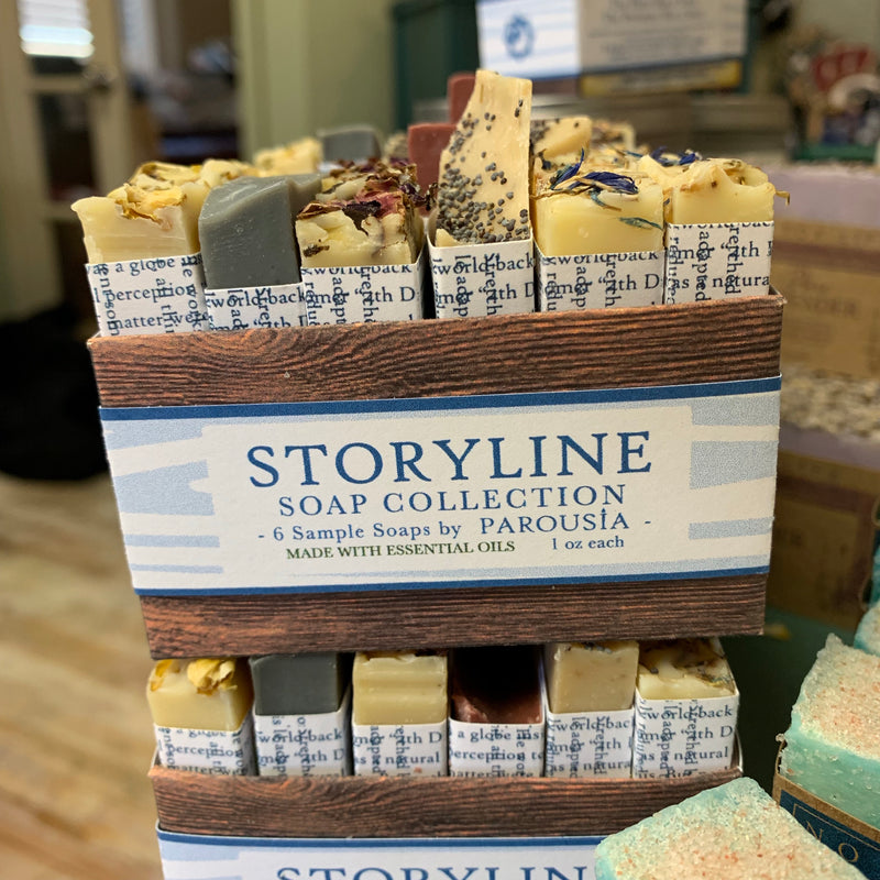 Old Factory Storyline Soap Sampler