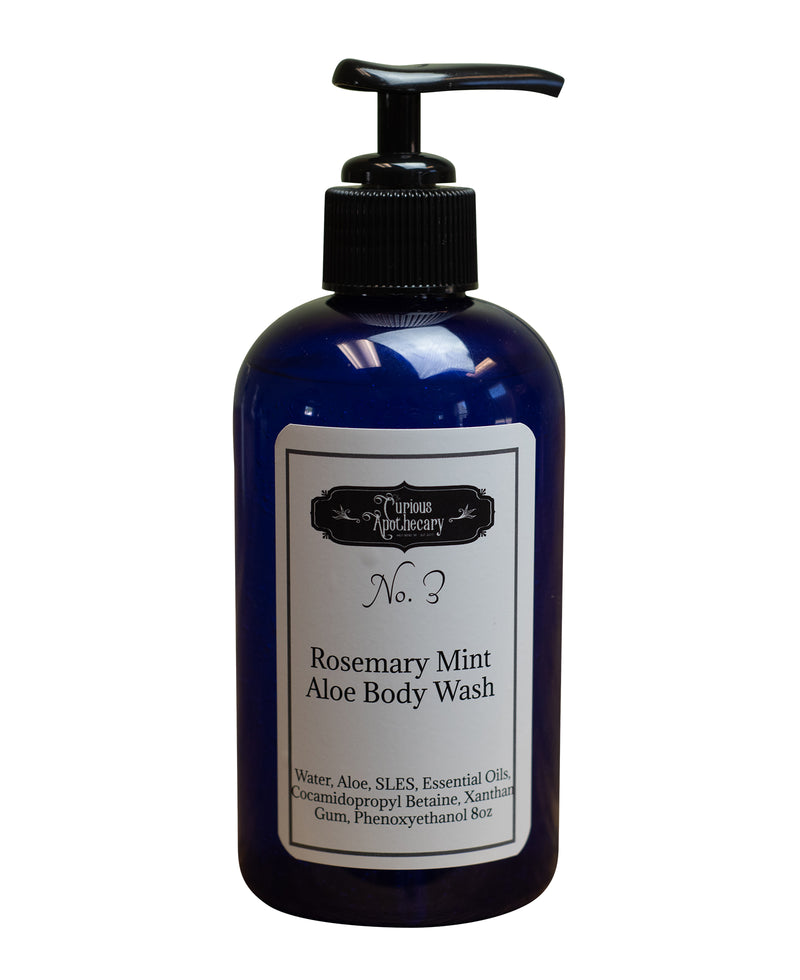 TCA Aloe Body Wash