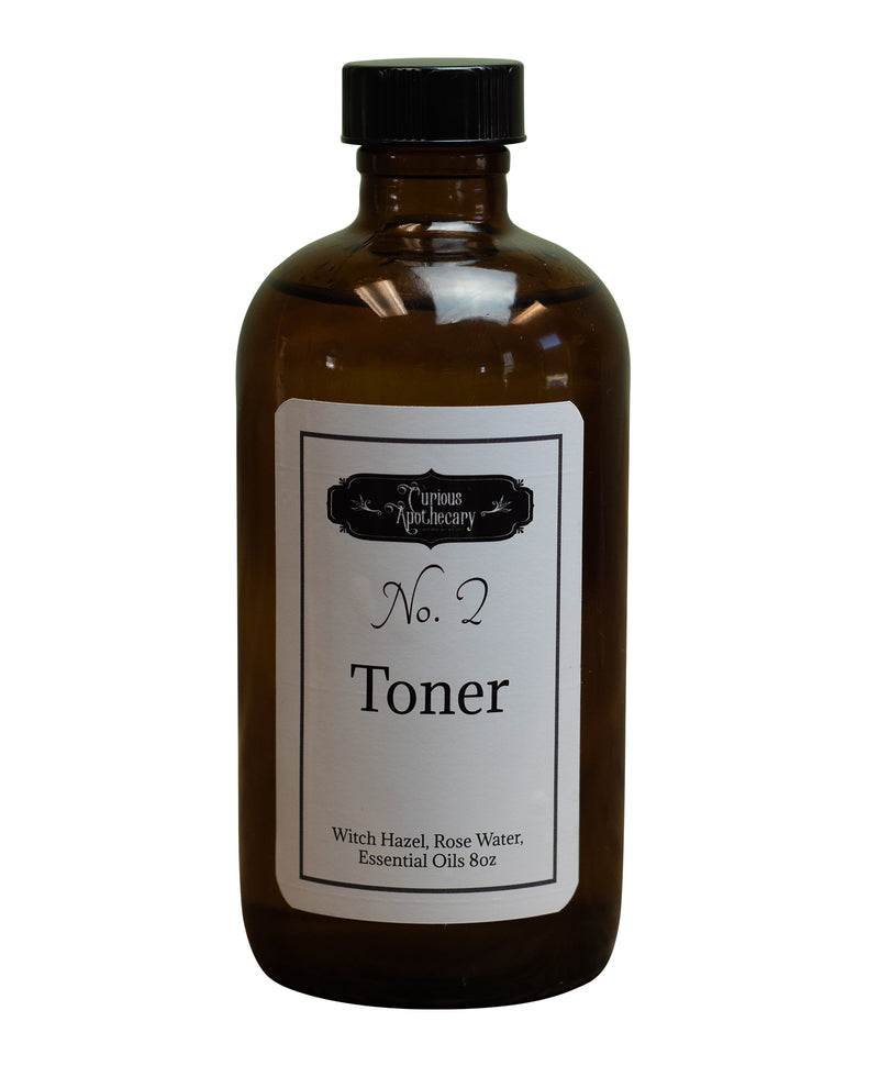 TCA Facial Toner - All Natural, Moisture Boosting