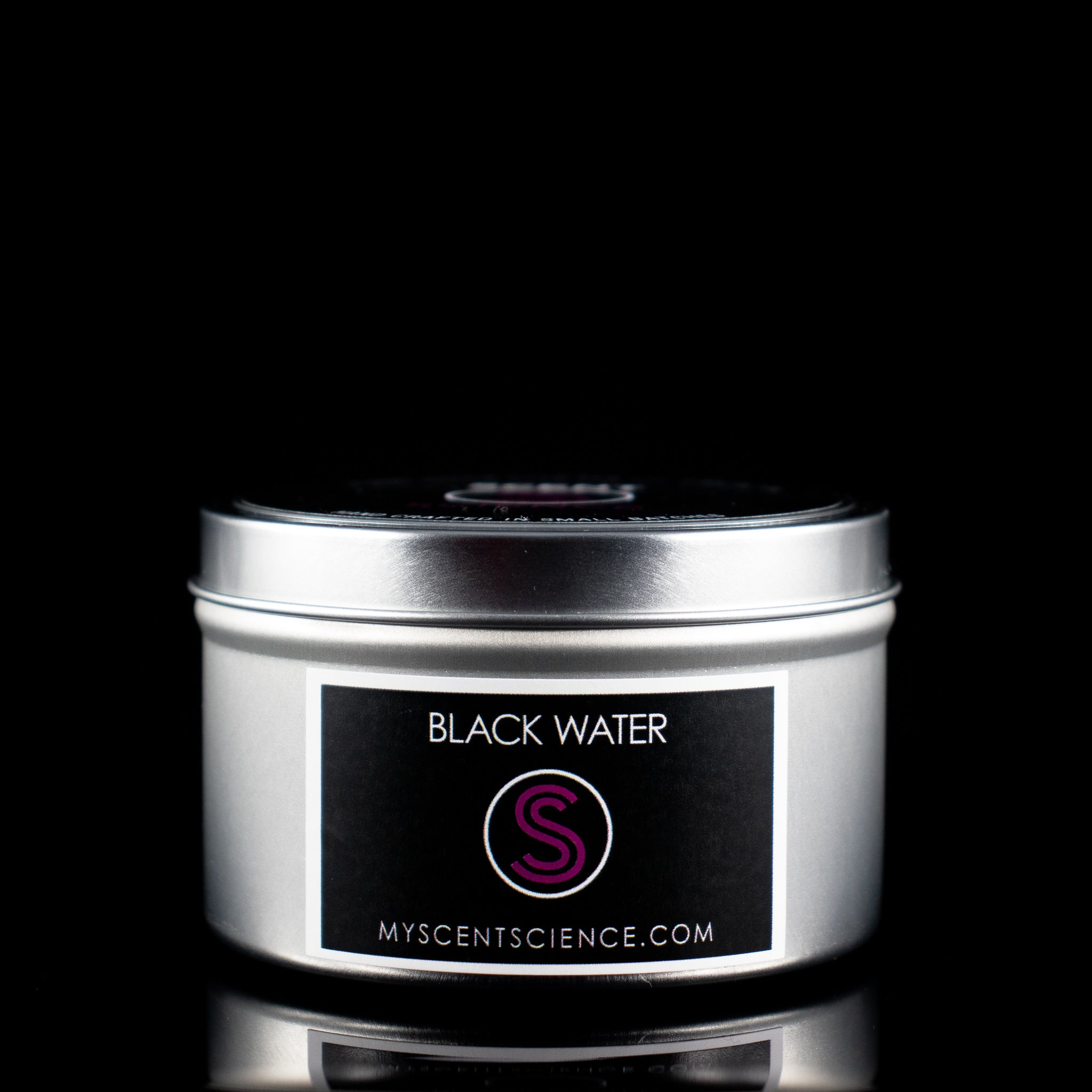 Black Water Travel Tin