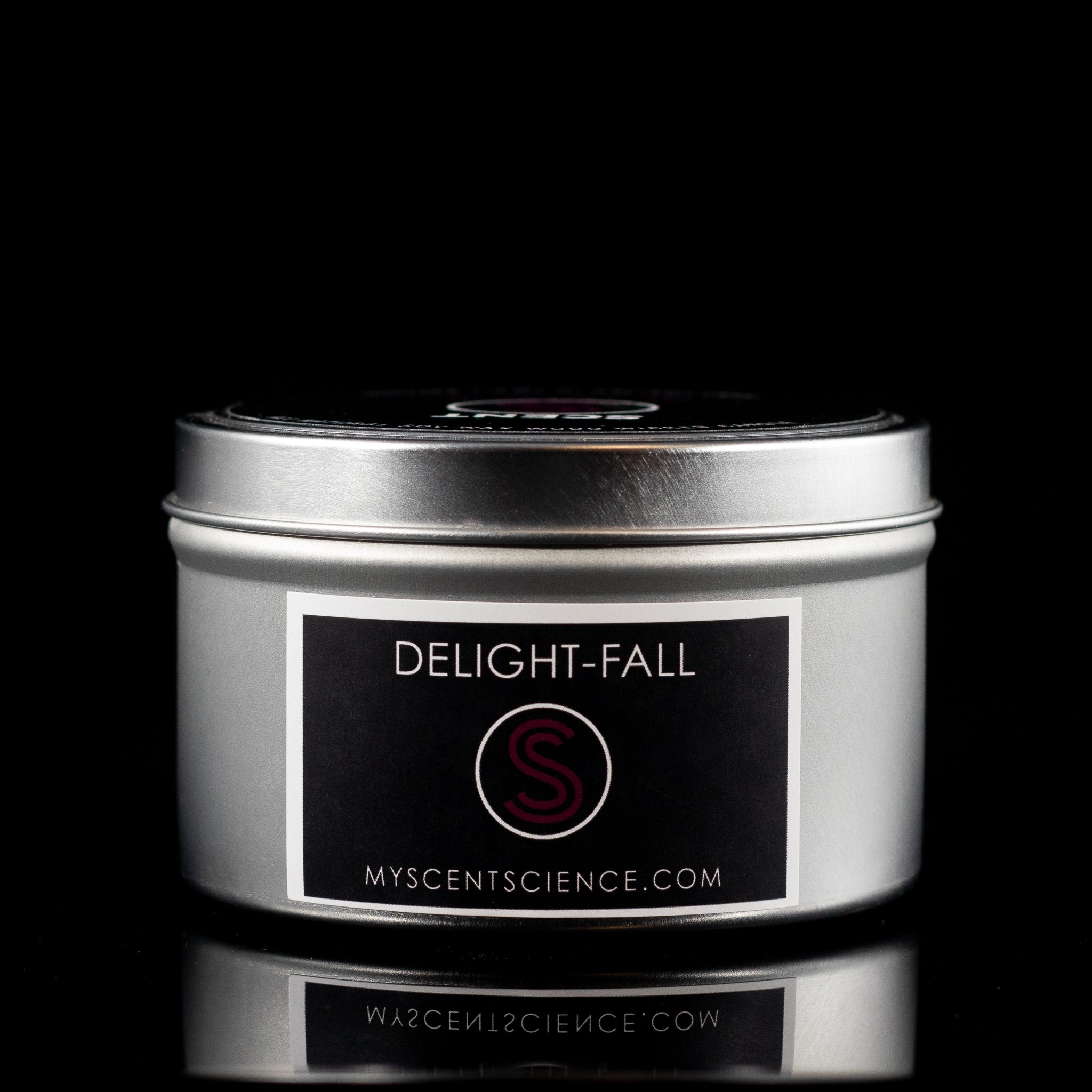 Delight-Fall Travel Tin